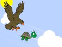 La tortuga y el águila