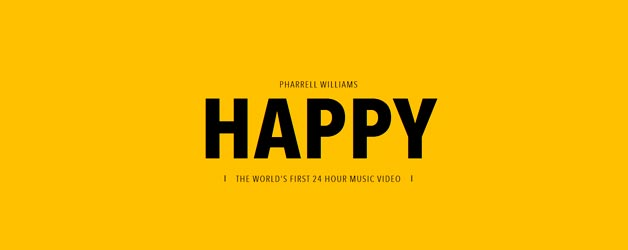 Happy - Pharrel Williams