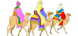 villancico: Ya vienen Los Reyes Magos